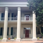 Andrew Jackson's Hermitage, Nashville, TN (early 1840s) - a President's/Slave Owner's life