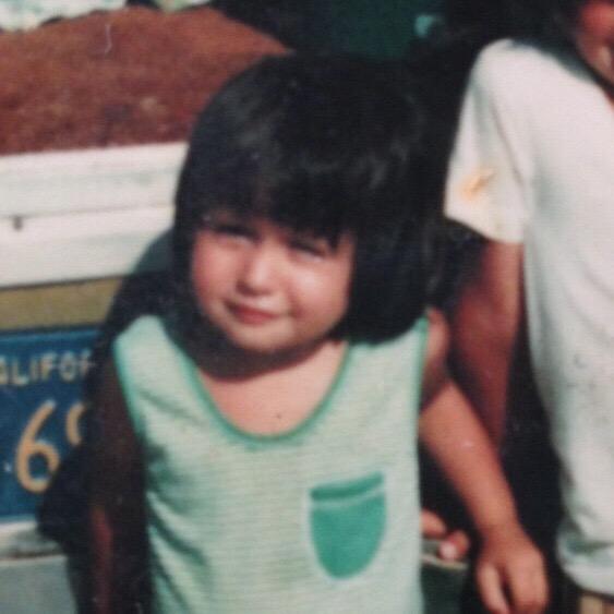 """This little me says """"¿Por qué no hablas español?"""""""